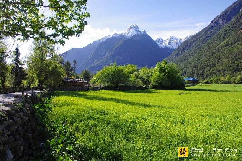 中国最美的景观大道--川藏南线照片(西藏篇二