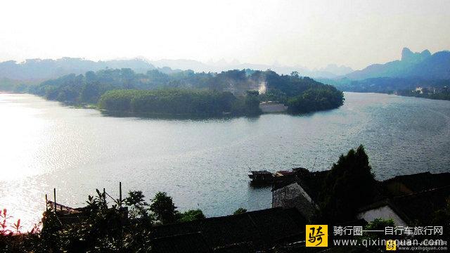 平乐县大发乡镰刀湾_旅游景点