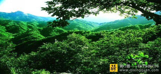 遂平县嵖岈山风景区_