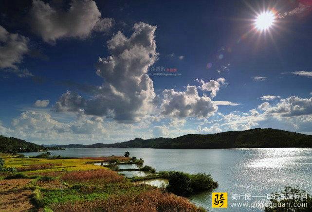 合浦县曲樟乡六湖水库在哪儿