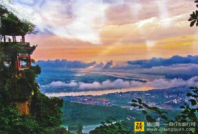 桂平市西山风景名胜区