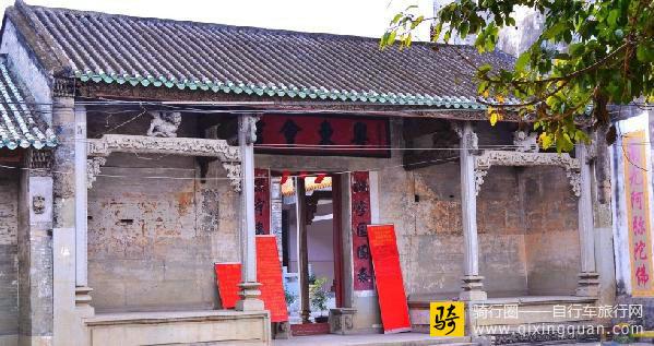 平南县大安镇古建筑群怎么去 平南县大安镇古建筑群旅游攻略 广西贵图片
