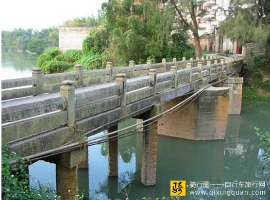 平南县大安镇古石桥怎么去 平南县大安镇古石桥旅游攻略 广西贵港平图片