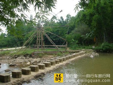 南宁三塘镇凤凰谷生态景区