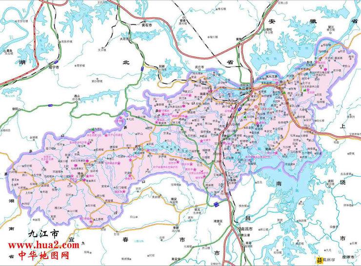 九江市城区人口_江西省一县级市,人口超40万,距九江市区20公里