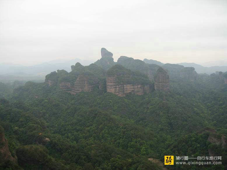上海到丹霞山、广东大峡谷4天1100元攻略_韶景点攻略大连旅游图片