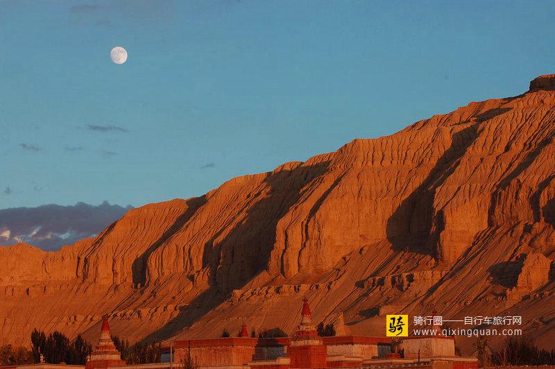 80天藏区环游-阿里南线(9)扎达土林与古格遗址